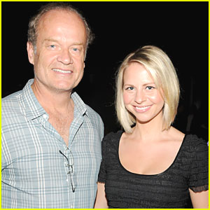 Kelsey Grammer: 'Romantics' Party with Kayte Walsh!