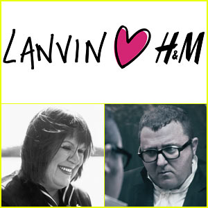 H&M: Lanvin Collaboration On Sale This Fall!
