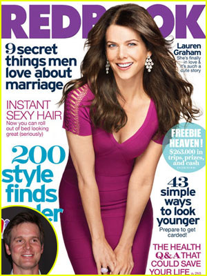 Lauren Graham Dating Peter Krause -- Her On-Screen Brother!