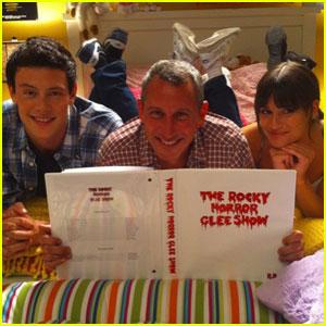 Adam Shankman: Directing 'The Rocky Horror Glee Show!'