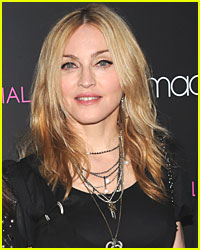Ice Pick Wielding Fan Arrested Outside Madonna's Home