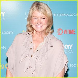 Martha Stewart Talks To Four Females In Fashion
