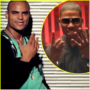 Mohombi & Nelly: 'Miss Me' Video Premiere!