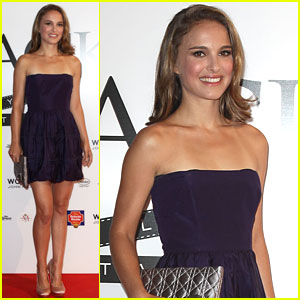 Natalie Portman: Style Star Lounge in Venice!