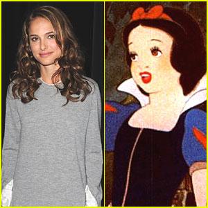 Natalie Portman To Play Snow White?