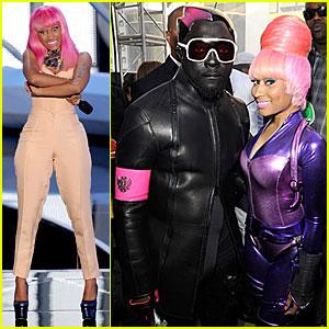 Nicki Minaj - VMAs Performance Video