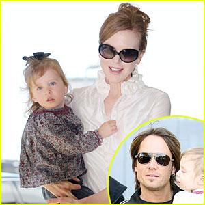 Nicole Kidman's 2-Year-Old Daughter Records Nursery Rhymes