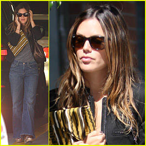 Rachel Bilson 'Not Dating' Chace Crawford