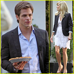 Reese Witherspoon & Chris Pine: Pie High