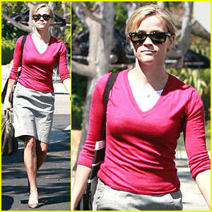 Reese Witherspoon: Jim Toth Gets A Promotion!