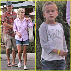Reese Witherspoon: Ojai Labor Day Weekend!