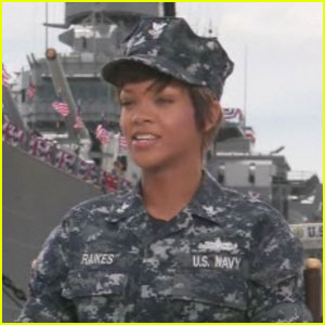 Rihanna: First 'Battleship' Interview!