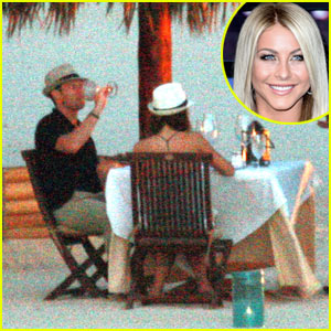 Ryan Seacrest & Julianne Hough: Mexico Mates