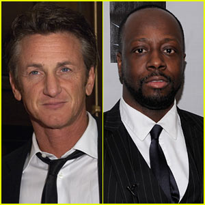 Sean Penn Refutes Wyclef Jean's False Accusations
