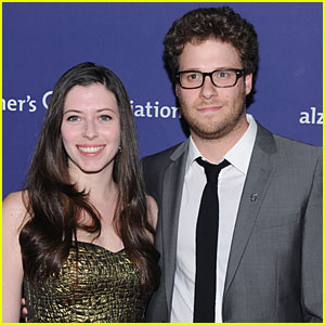 Seth Rogen Engaged to Lauren Miller!