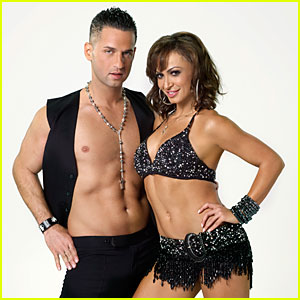 The Situation: Shirtless 'Dancing with the Stars' Promo Pics!