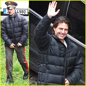 Tom Cruise: 'Mission: Impossible IV' Filming Begins!