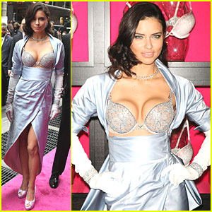 Adriana Lima: $2 Million Bra!