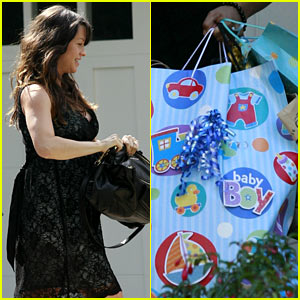 Alanis Morissette is Having a Baby Boy?