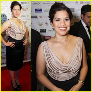America Ferrera: Honoree at Hispanic Heritage Awards!