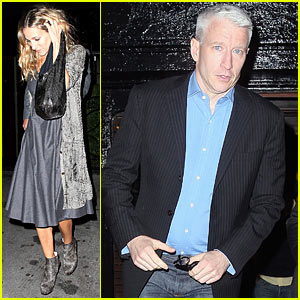 Anderson Cooper is Sarah Jessica Parker's Lion