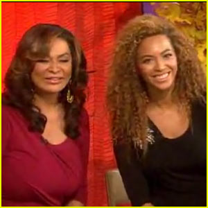 Beyonce: Surprise Appearance on 'Today' with Mom Tina!
