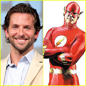Bradley Cooper: Frontrunner to Play The Flash?