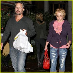 Britney Spears & Jason Trawick: Marmalade Mates