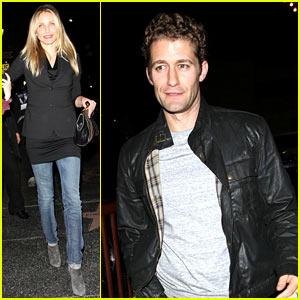 Cameron Diaz: Bardot with Matthew Morrison!