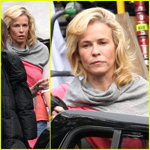 Chelsea Handler: This Means War, Woman!
