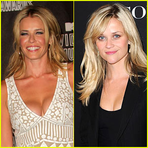 Chelsea Handler: 'This Means War' with Reese Witherspoon!