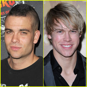 Playgirl Plans to Approach Mark Salling & Chord Overstreet!