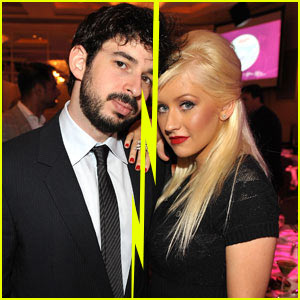 Christina Aguilera Splits From Jordan Bratman