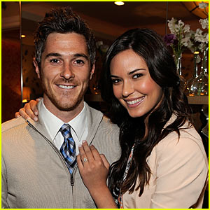 Dave Annable & Odette Yustman: Wedding Today!