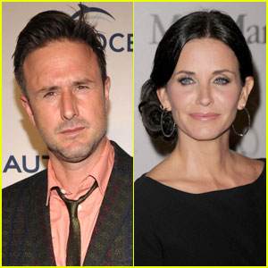 David Arquette Apologizes For Sharing Too Much About Courteney Cox