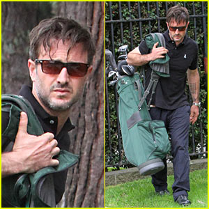 David Arquette: Golf Game Guy