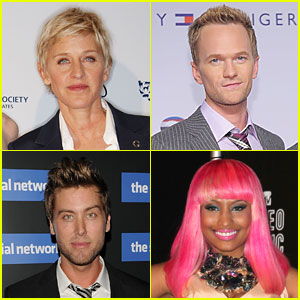 Celebs Speak Out Against Anti-Gay Bulling
