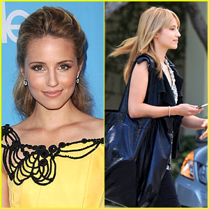 Dianna Agron: Spider-Man's Love Interest?