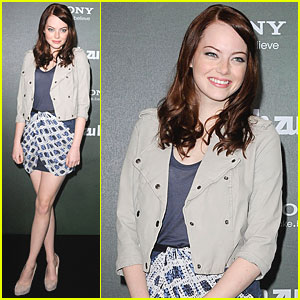 Emma Stone: 'Easy A' Comes to Germany!