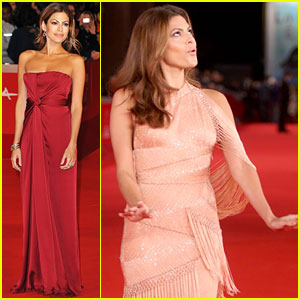Eva Mendes: Red Hot in Rome