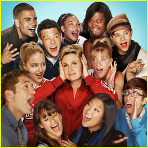 GLEE Cast Releasing a Christmas Album!