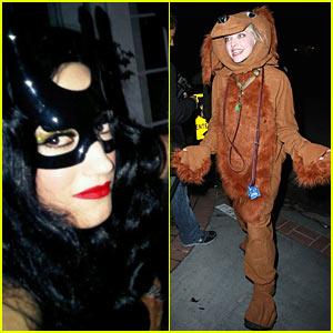 Gwen Stefani: Kate Hudson's Halloween Party!