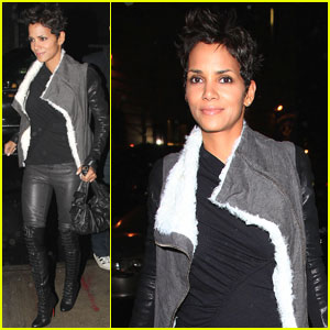 Halle Berry: Nuela Night in NYC