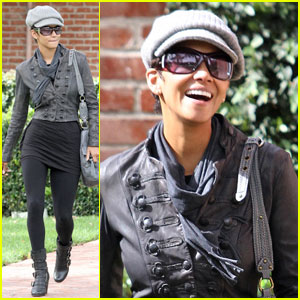 Halle Berry: Appointment with Acting Coach