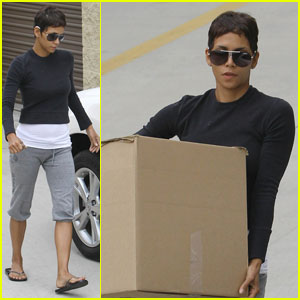 Halle Berry: Out of the Box