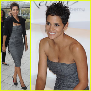 Halle Berry: Warsaw Woman