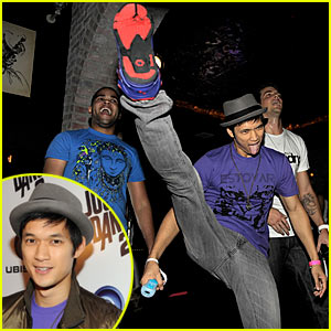 Harry Shum, Jr.: Just Dance!