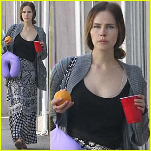 Isabel Lucas: Orange You Glad?