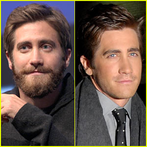 Jake Gyllenhaal: Beard is Back!