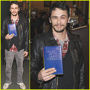 James Franco: 'Palo Alto' Signing in NYC!